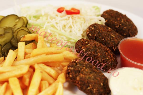 Meniu Falafel