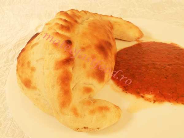 Pizza Calzone - 28 Ron