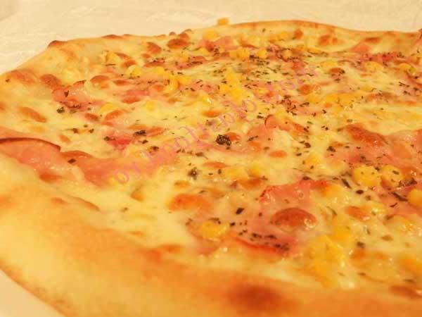 Pizza Primavera - 21 Ron