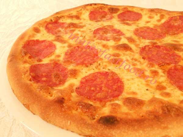 Pizza Salami - 20 Ron