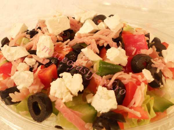 Salata Bulgareasca - 24 Ron