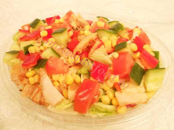 Salata cu Pui - 23 Ron