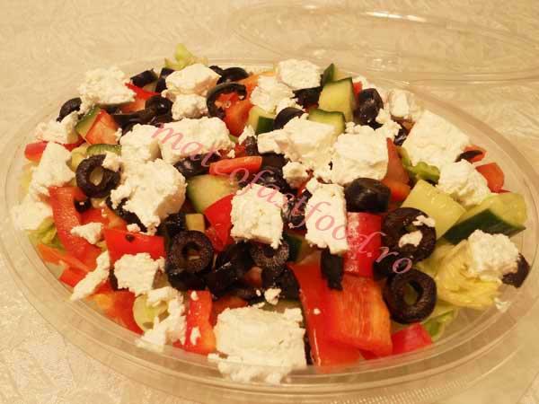 Salata Greceasca - 23 Ron